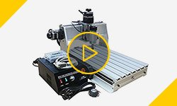 ChinaCNCzone 3040Z-DQ 3-axis CNC Router Engraver Video Review