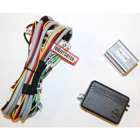 Комплект для подключения навигационных блоков к мониторам Toyota Touch&Go FujitsuTen