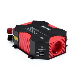 Автомобильный преобразователь напряжения 12 В 220 В 50 Гц 400 Вт