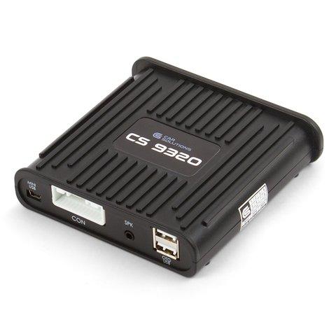Навигационная система для Toyota Touch & Go на базе CS9320 CE  GPS & GLONASS