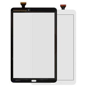 Touchscreen Samsung T560 Galaxy Tab E 9.6, T561 Galaxy Tab E, T567, (white) #MCF-096-2205