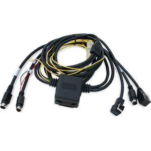 Cable for Navigation Box Connection to Clarion Multimedia Systems (C-NET)