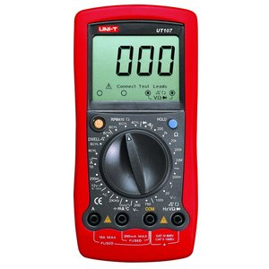 Digital Automotive Multimeter UNI-T UT107