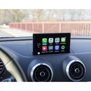 Android Auto and CarPlay Adapter for Audi Q3 of 2013-2018 MY with 5.8
