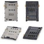 Conector de tarjeta SIM puede usarse con Huawei MediaPad 7 Lite (S7-931u), MediaPad 7 Vogue (S7-601u)