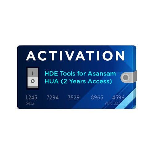 Activación HDE Tools (acceso por 2 años)