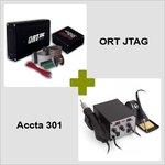 ORT JTAG + Accta 301 (220V)
