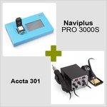 Naviplus PRO 3000S + Accta 301 (220V)