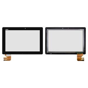 Сенсорный экран для Asus Eee Pad TF300, Eee Pad TF301, черный, (версия G03), #69.10I21.G03