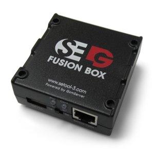 SELG Fusion Box LGTool Pack с SE Tool картой v1.107 (19 кабелей)