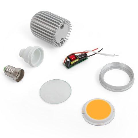 Комплект для сборки светодиодной лампы TN-A44 7 Вт (теплый белый, E14)
