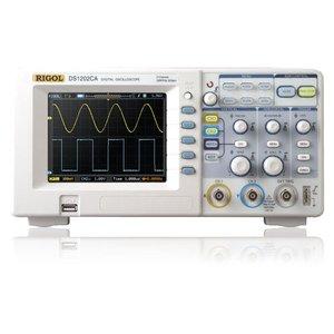 Цифровий осцилограф RIGOL DS1202CA