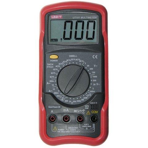 Цифровий автомобільний мультиметр UNI T UTM 1101 UT101
