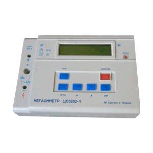 Мегаомметр ЦС0202-1