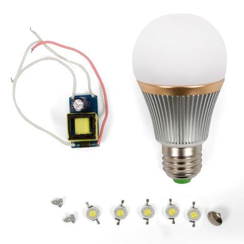 Комплект для збирання світлодіодної лампи SQ Q22 5 Вт теплий білий, E27