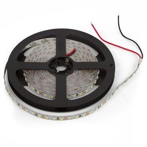 Світлодіодна стрічка SMD2835 (над'яскрава, монохромна, холодний білий, 60 світлодіодів/м, 5 м, IP20)