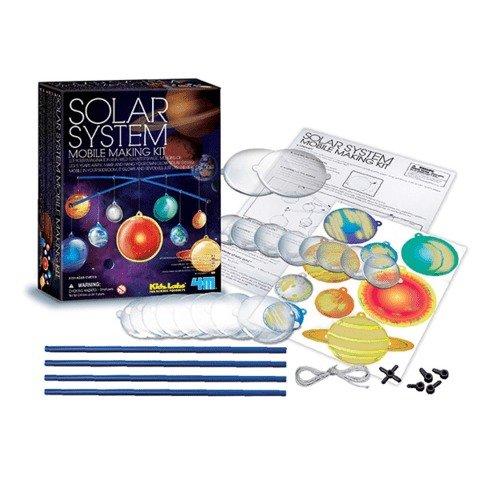 STEAM-набір 4М 3D-мобіль Сонячна система