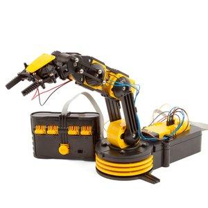 Робот-маніпулятор на батарейках, конструктор CIC 21-535N