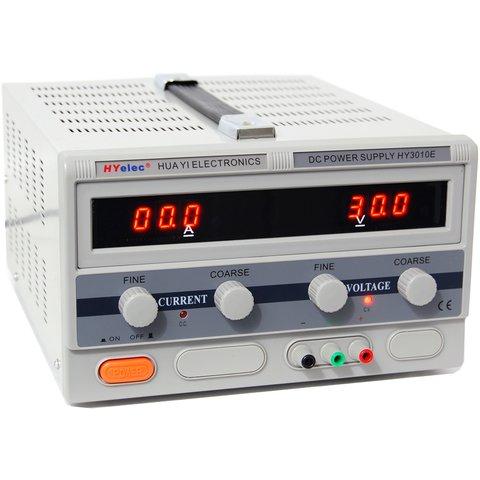 DC Power Supply HYelec HY3010E 0 30V;0 10A