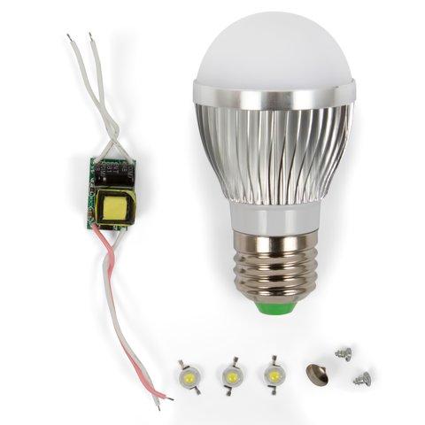LED Light Bulb DIY Kit SQ Q01 3 W natural white, E27