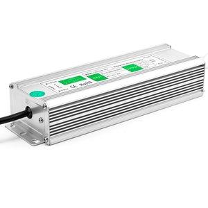 Блок питания для светодиодных лент 12 В, 12.5 A (150 Вт), 90-250 В, IP67